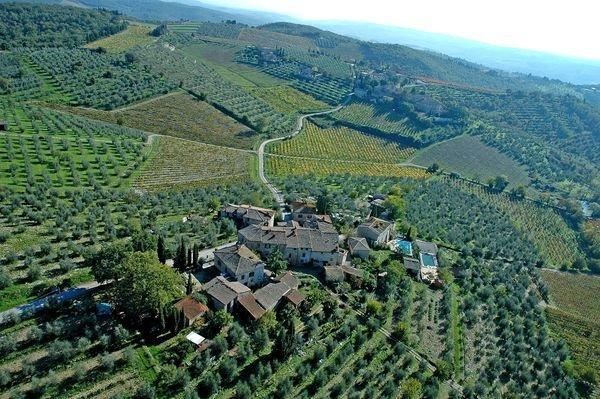 5 bedroom Villa in Lecchi, Tuscany, Italy : ref 2266054 - Image 1 - Gaiole in Chianti - rentals