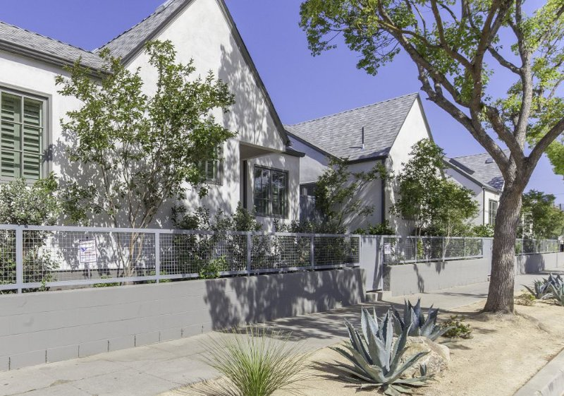 Furnished 1-Bedroom Home at N El Centro Ave & Barton Ave Los Angeles - Image 1 - Hollywood - rentals