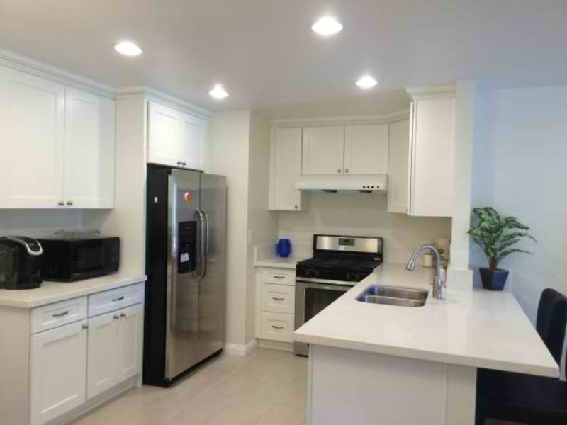 Furnished 2-Bedroom Apartment at Arlington Ave & W 236th Pl Torrance - Image 1 - Lomita - rentals