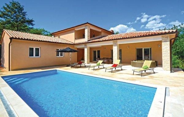 4 bedroom Villa in Labin-Sumber, Labin, Croatia : ref 2278228 - Image 1 - Sumber - rentals