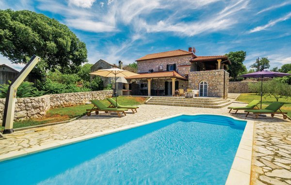 3 bedroom Villa in Krk-Sabljici, Island Of Krk, Croatia : ref 2278368 - Image 1 - Vantacici - rentals