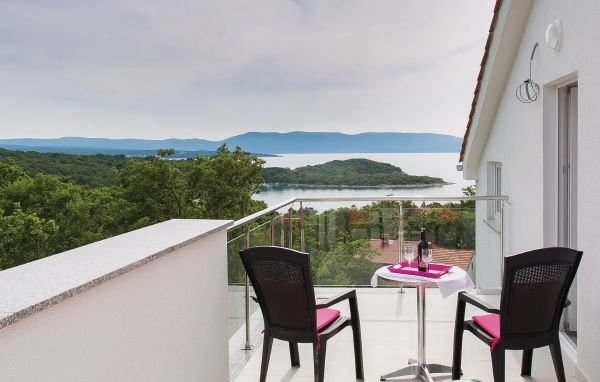 2 bedroom Apartment in Krk-Njivice, Island Of Krk, Croatia : ref 2278469 - Image 1 - Njivice - rentals