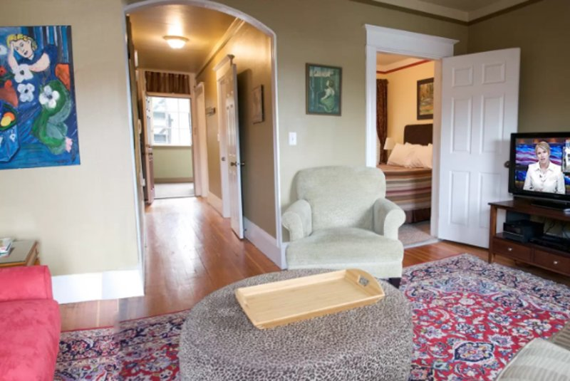 Furnished 1-Bedroom Apartment at Madison St & Summit Ave Seattle - Image 1 - Seattle Metro Area - rentals