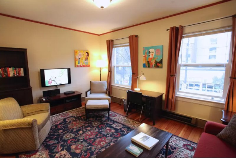 Furnished 1-Bedroom Apartment at E Madison St & Broadway Ct Seattle - Image 1 - Seattle Metro Area - rentals