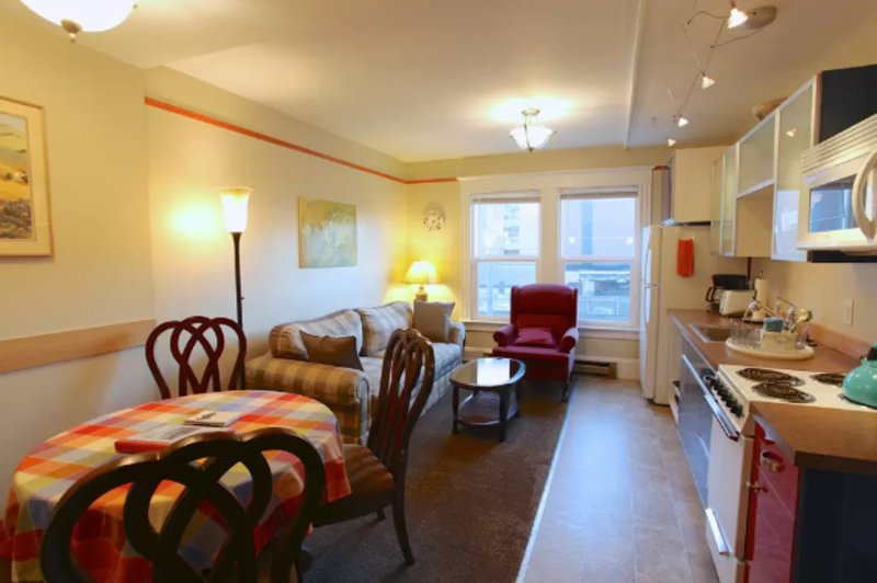 Furnished 2-Bedroom Apartment at Broadway & Madison St Seattle - Image 1 - Seattle Metro Area - rentals