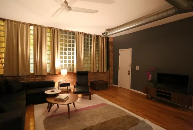 Furnished 2-Bedroom Loft at W Thomas St & N Winchester Ave Chicago - Image 1 - Chicago - rentals