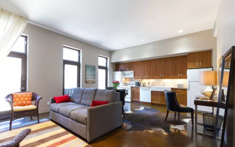 Furnished Studio Apartment at 38th Ave & 28th St Queens - Image 1 - New York City - rentals