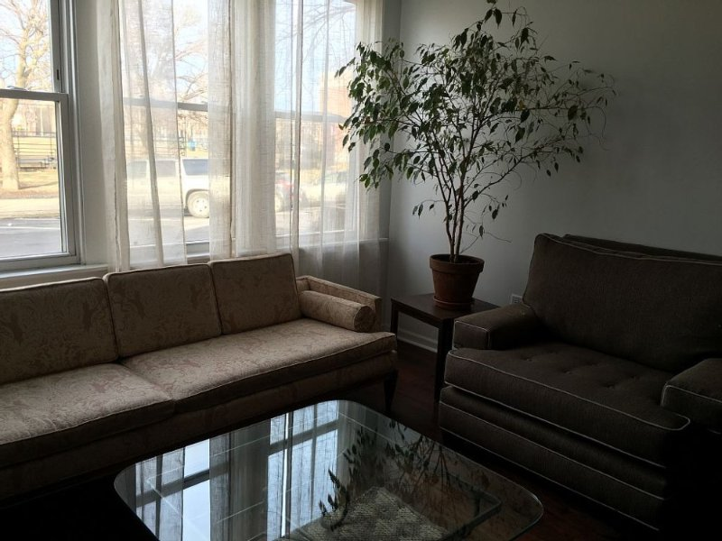 Furnished 2-Bedroom Apartment at S Wolcott Ave & W 19th St Chicago - Image 1 - Chicago - rentals