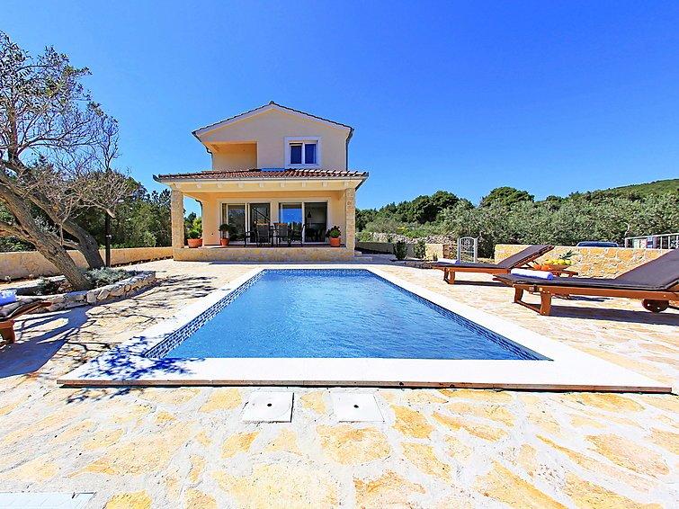 3 bedroom Villa in Dugi Otok Veli Rat, North Dalmatia Islands, Croatia : ref 2283299 - Image 1 - Verunic - rentals