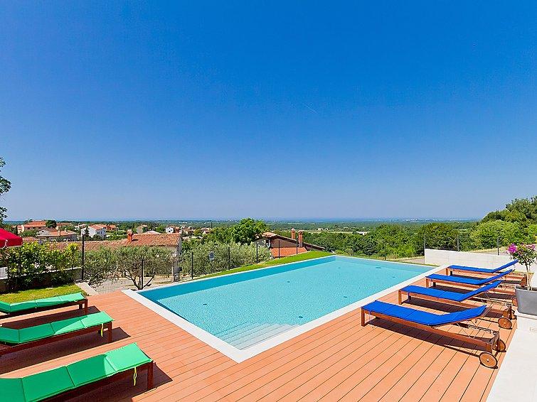 3 bedroom Villa in Porec Visnjan, Istria, Croatia : ref 2284218 - Image 1 - Visnjan - rentals