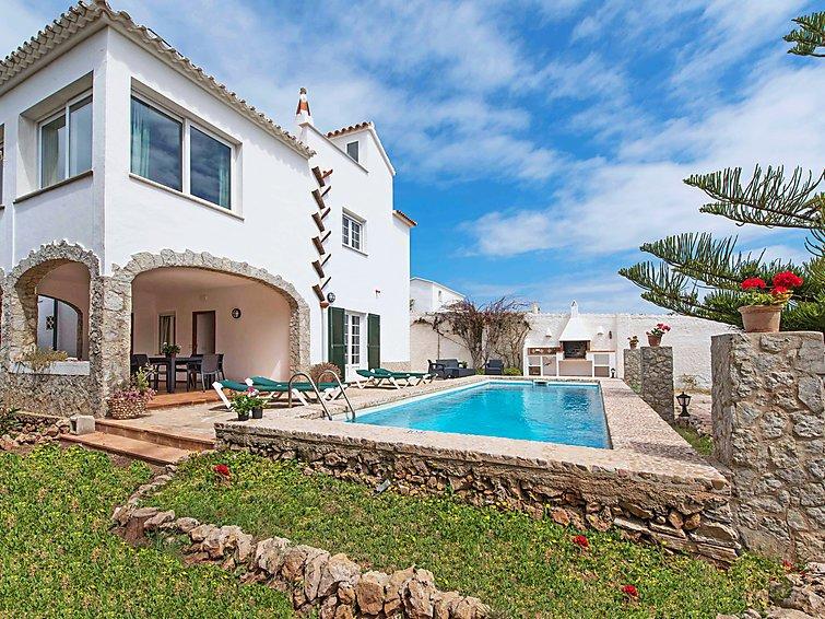 6 bedroom Villa in Arenal d en Castell, Menorca, Menorca : ref 2284647 - Image 1 - Arenal d'en Castell - rentals