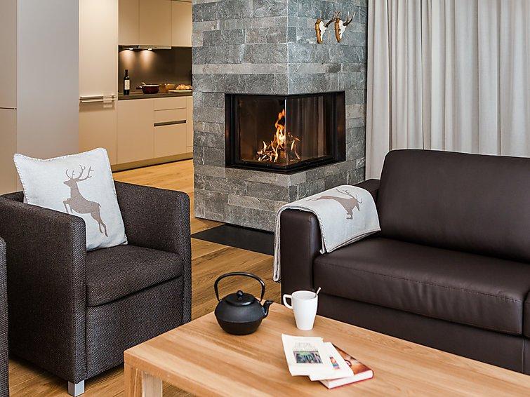 2 bedroom Apartment in Andermatt, Central Switzerland, Switzerland : ref 2285192 - Image 1 - Andermatt - rentals