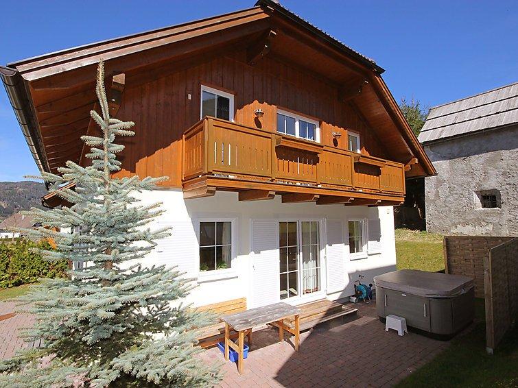 3 bedroom Villa in Sankt Margarethen im Lungau, Lungau, Austria : ref 2295107 - Image 1 - Sankt Margarethen im Lungau - rentals