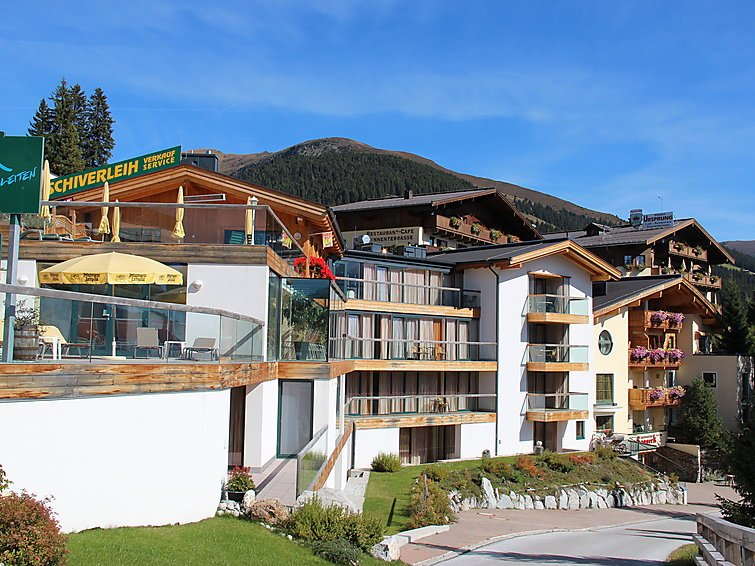 2 bedroom Apartment in Konigsleiten, Zillertal, Austria : ref 2295479 - Image 1 - Almdorf Konigsleiten - rentals