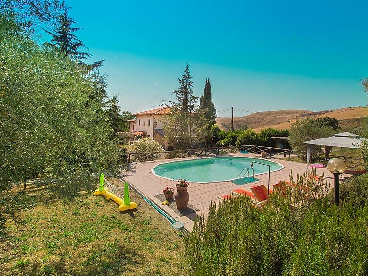 5 bedroom Villa in Volterra, Tuscany Coast, Italy : ref 2296079 - Image 1 - Volterra - rentals