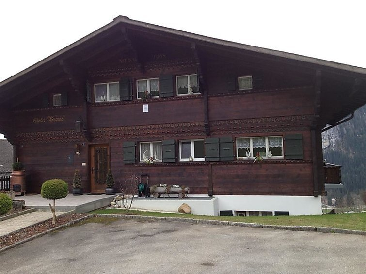 3 bedroom Apartment in Saanen, Bernese Oberland, Switzerland : ref 2297151 - Image 1 - Saanen - rentals