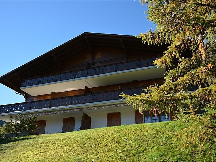 2 bedroom Apartment in Saanen, Bernese Oberland, Switzerland : ref 2297152 - Image 1 - Saanen - rentals