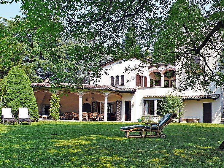 4 bedroom Villa in Gentilino, Ticino, Switzerland : ref 2298005 - Image 1 - Montagnola - rentals