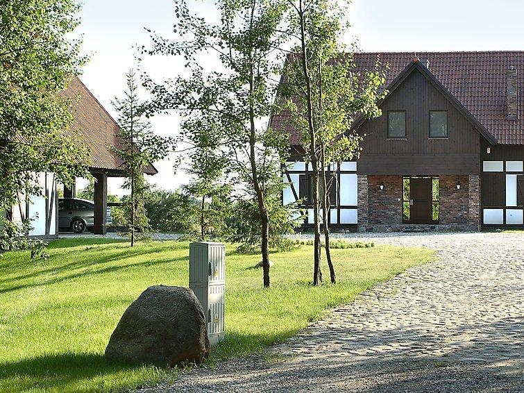 3 bedroom Villa in Ostroda, Mazury, Poland : ref 2300106 - Image 1 - Ostroda - rentals