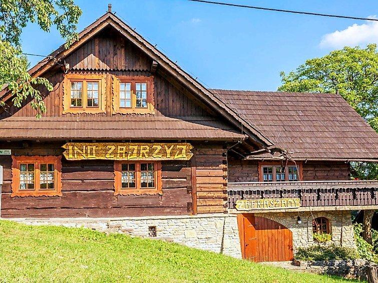 7 bedroom Villa in Ustron, Beskidy, Poland : ref 2300239 - Image 1 - Ustron - rentals