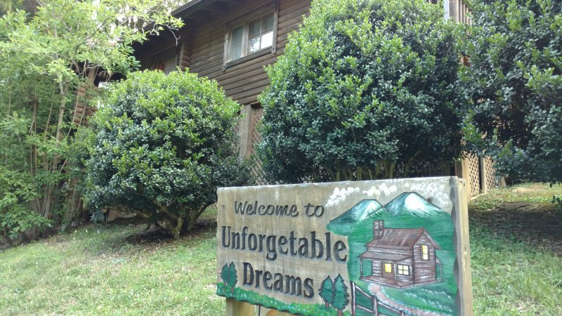 UNFORGETTABLE DREAMS -GORGEOUS CABIN - Image 1 - Sevierville - rentals