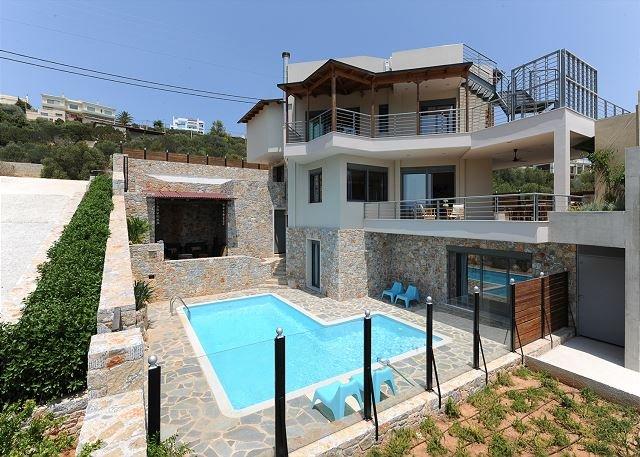 Beautiful Aegean Villa - Gorgeous Eco Friendly Seaside Athens Villa - Schinias,marathon - rentals