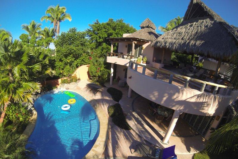 Hilltop Tropical Casa Mango - Image 1 - Sayulita - rentals