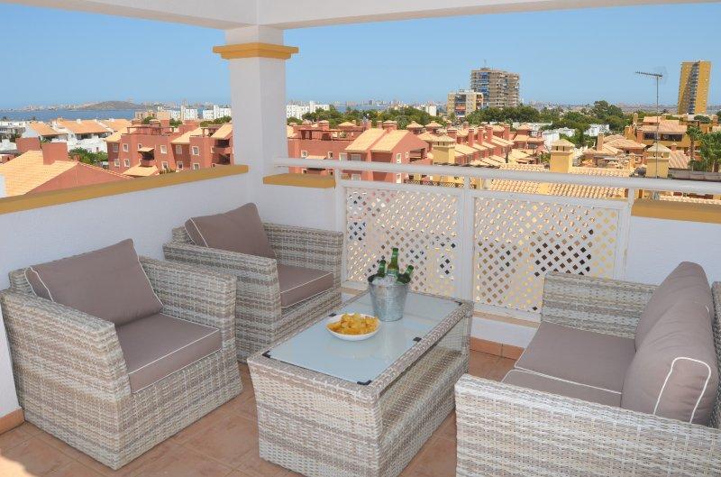 Ribera Beach 2 - 8505 - Image 1 - Mar de Cristal - rentals