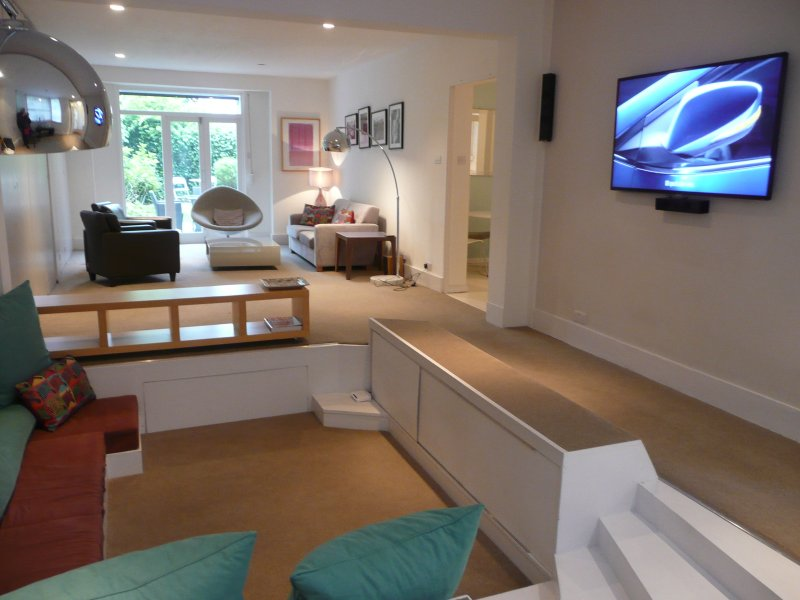 Very Spacious Primrose Hill Garden Flat - Image 1 - London - rentals