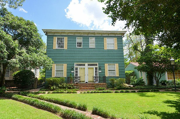 Historic Trustees Gardens only 1 block from River Street! Catch a tour next door-The Pirates House! - Trustees Garden Treasure #1 near River St! SVR00709 - Savannah - rentals