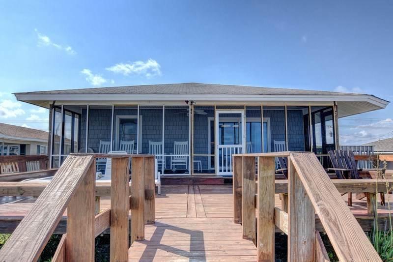 PELICAN WATCH - Image 1 - Topsail Beach - rentals