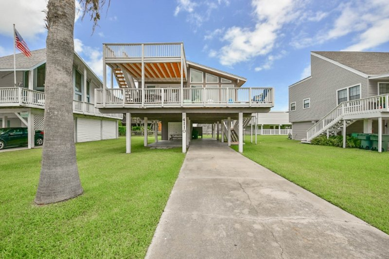 Abby's Paradise - Image 1 - Galveston - rentals
