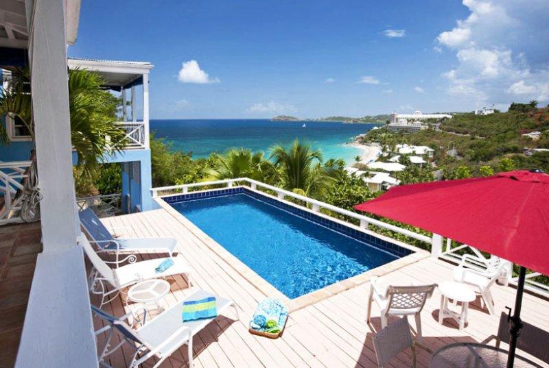 Villa CalypsoBlu 3 Bedroom SPECIAL OFFER - Image 1 - Frenchman's Bay - rentals