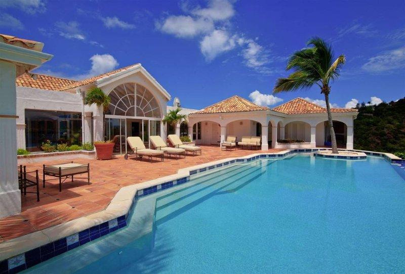 Spacious 5-bedroom villa at Terres Basses. - Image 1 - Terres Basses - rentals