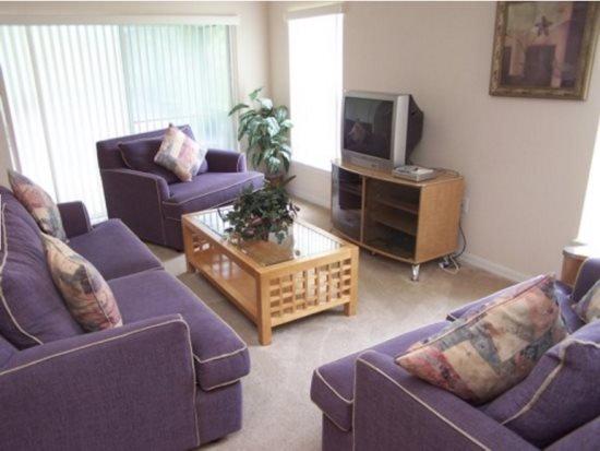 Sandy Ridge 4 Bedroom 3 Bath Pool Home. 301SRD - Image 1 - Davenport - rentals