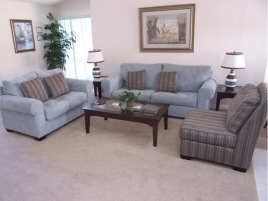 4 Bedroom 3 Bath Vacation Villa near Disney. 289EP - Image 1 - Davenport - rentals