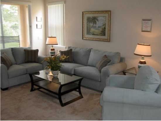 Disney Area 4 Bedroom 3 Bath Private Pool Home. 559SRD - Image 1 - Davenport - rentals