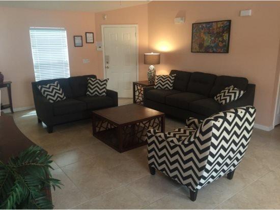 4 Bedroom 3 Bath Pool Home in Sandy Ridge, Davenport. 640BJW - Image 1 - Davenport - rentals