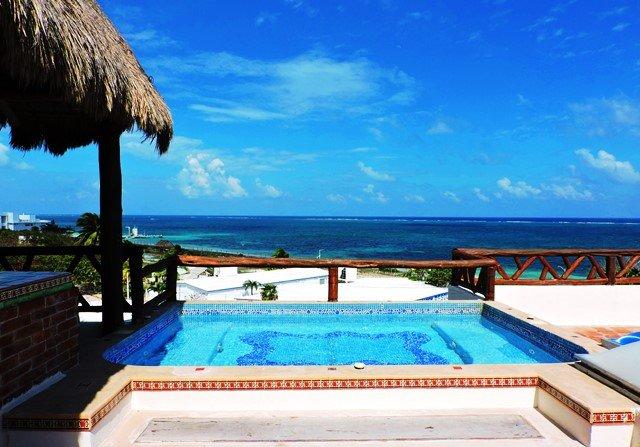 Amazing Condo with Jacuzzi - Impressive Sea View - Image 1 - Puerto Morelos - rentals