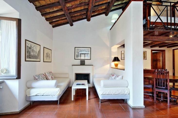 Arco della Ciambella/80860 - Image 1 - Rome - rentals