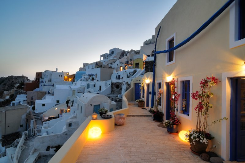 Ilivatos  Oia  .. The house of your private escape - Image 1 - Oia - rentals