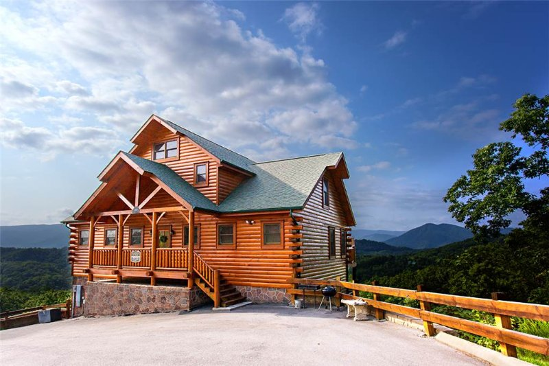 Majestic Sunrise - Image 1 - Pigeon Forge - rentals