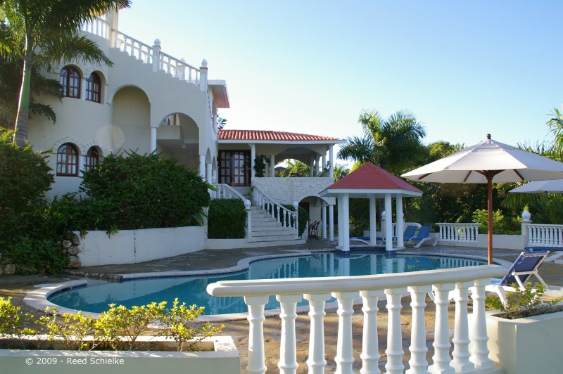 Mediterranean Architecture - Villa in Paradise - Private & Lowest All-Inclusive - Puerto Plata - rentals