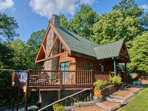 Lone Wolf Lodge - Image 1 - Gatlinburg - rentals