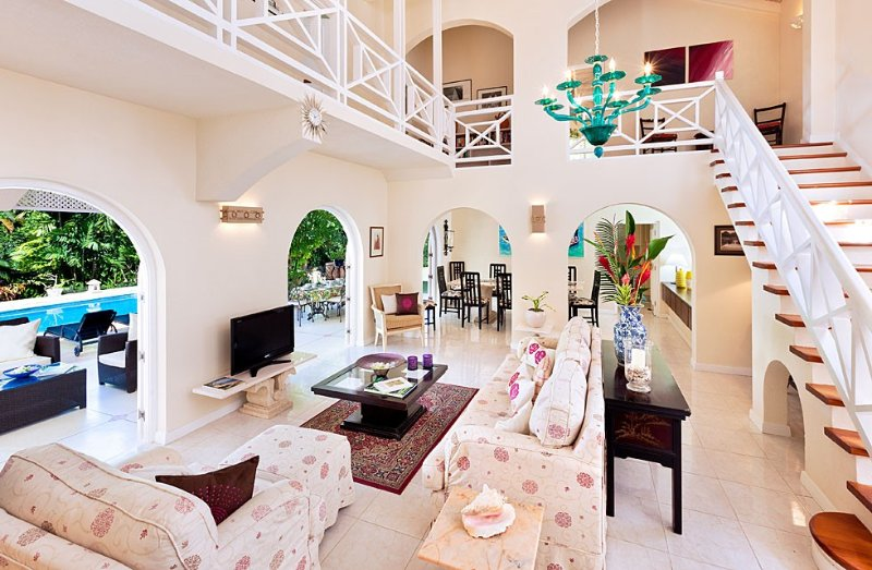Dene Court, Sandy Lane, St. James, Barbados - Image 1 - Saint James - rentals