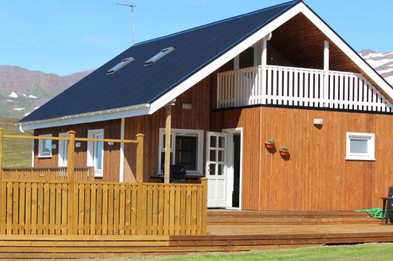 Brúnastaðir Cottage - Image 1 - Siglufjordur - rentals