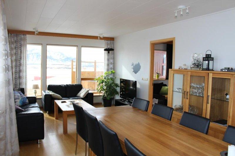 Lambanes-Reykir Guesthouse - Image 1 - Siglufjordur - rentals