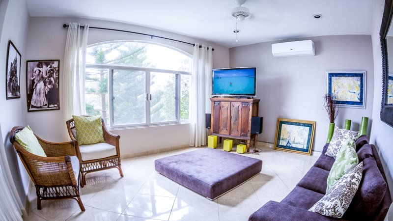 Beach Community Condo in Playacar Phase 1 with Roof top ocean views - Image 1 - Playa del Carmen - rentals