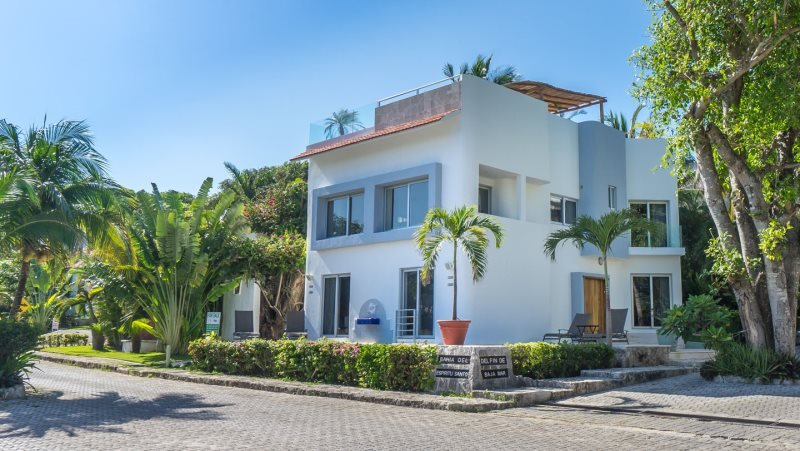 4 Bedroom, Ocean View Home! - Image 1 - Playa del Carmen - rentals