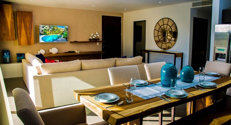 Spectacular Penthouse Property with Hot Tub in a resort community - Image 1 - Playa del Carmen - rentals